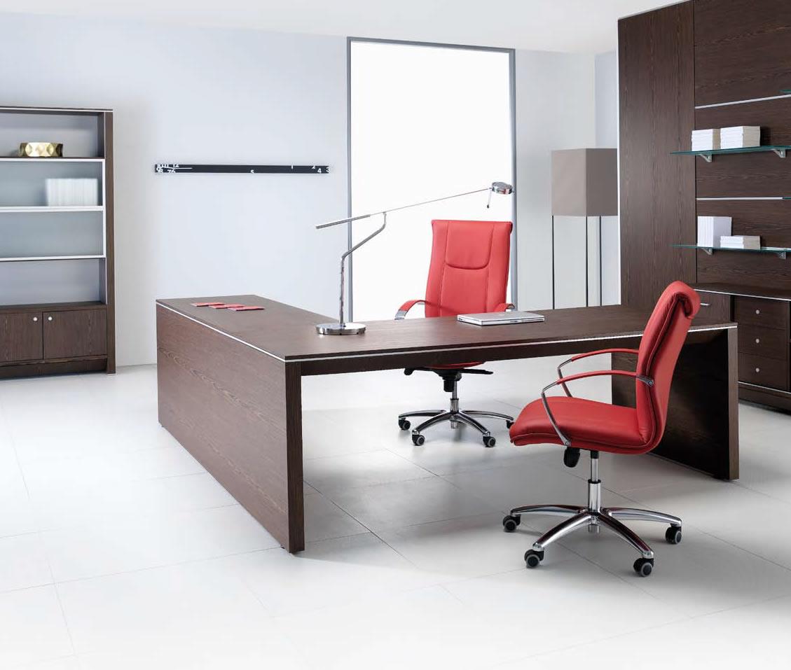 Escritorios gerenciales archivos varese office for Que son muebles de oficina